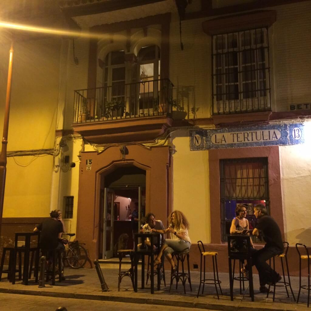Cocktails in Sevilla