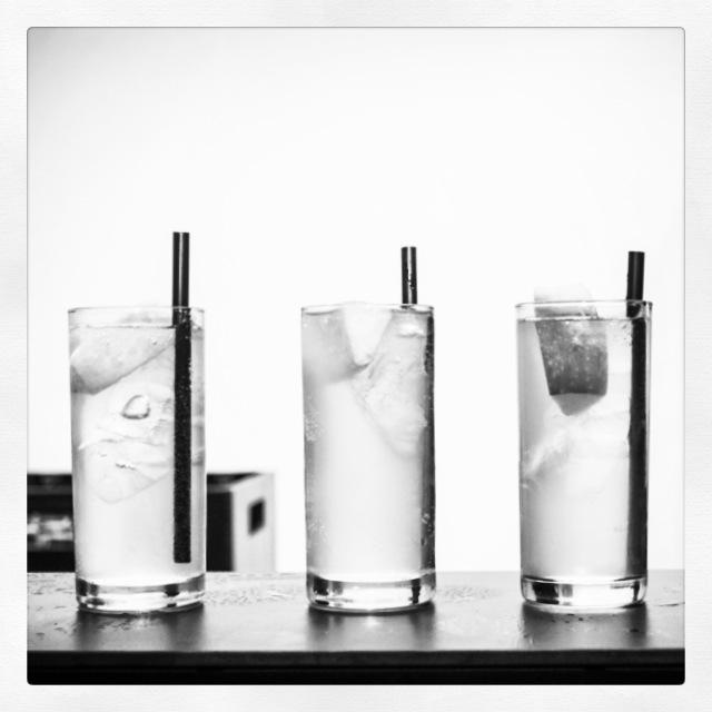 Stirred cocktails