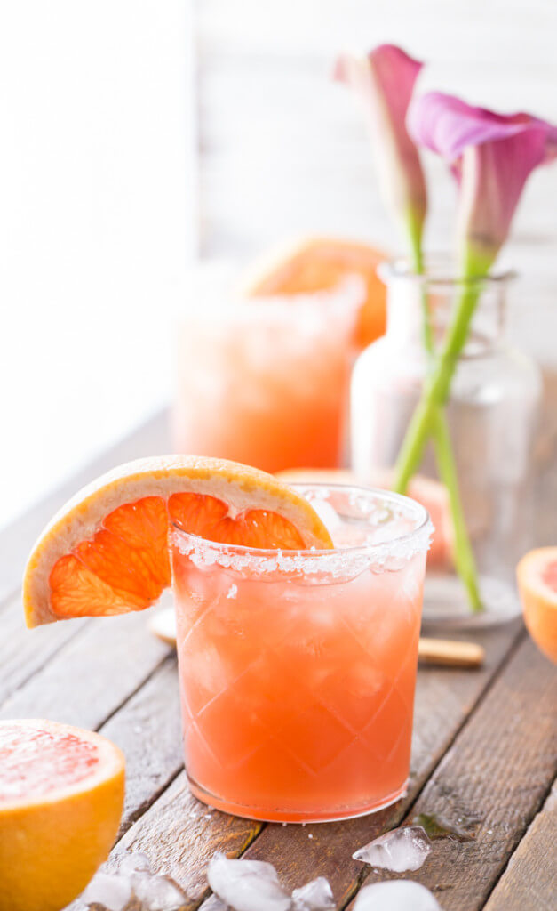 Zoute cocktail