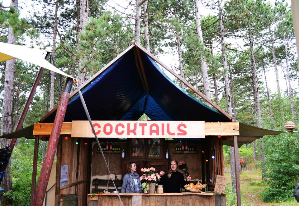 mobiele cocktailbar