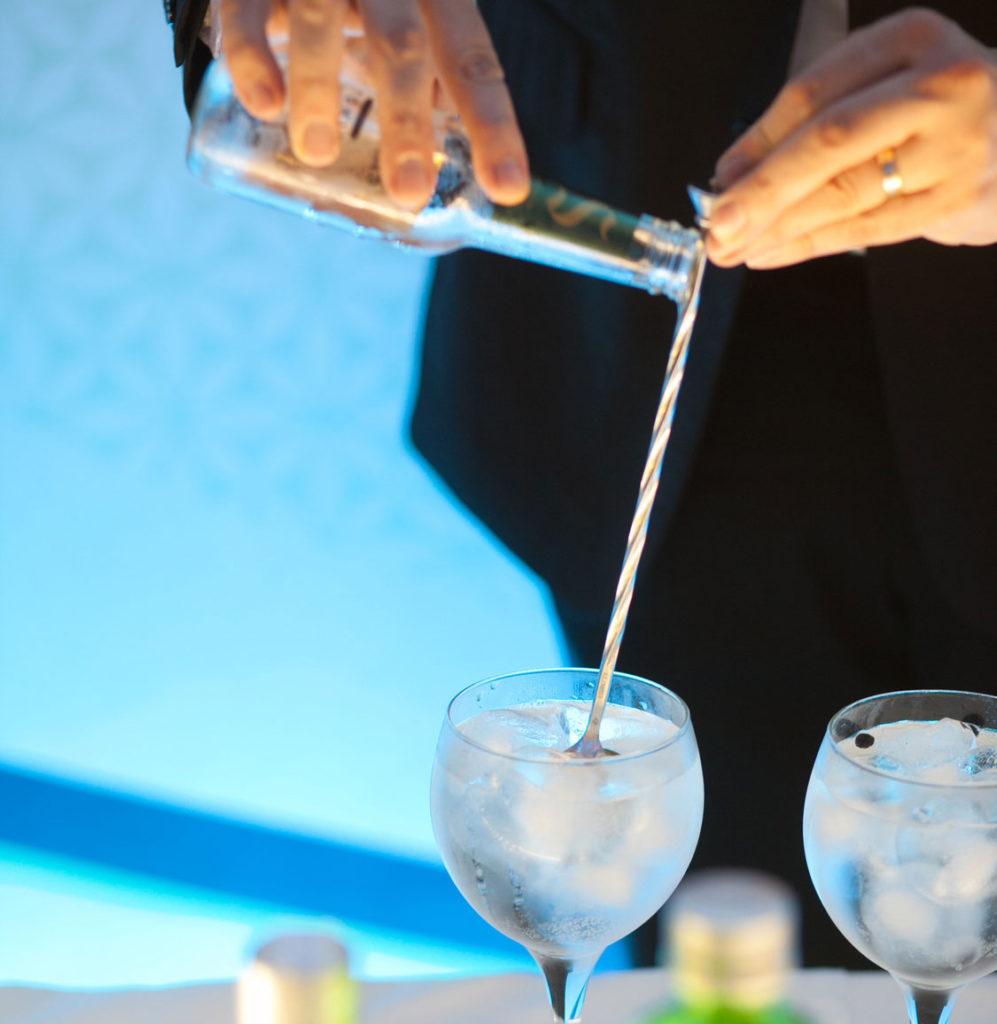 Gin-tonic bar huren voor de lekkerste cocktails